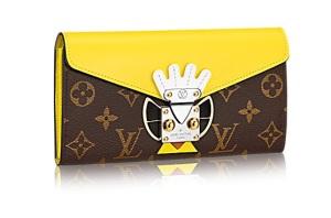 louis-vuitton-portefeuille-sarah-tribal-mask-toile-monogram-petite-maroquinerie-fancyoli