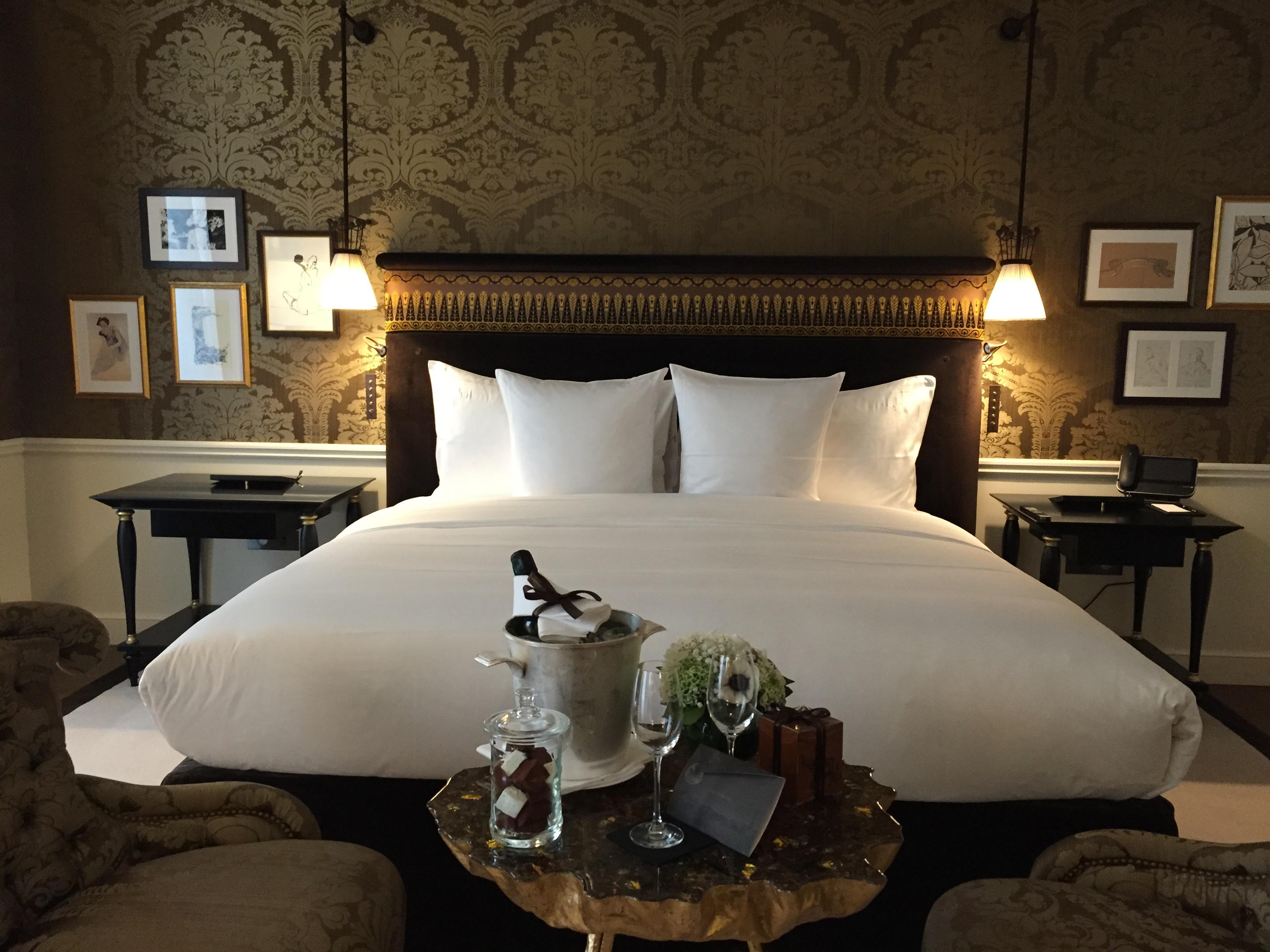 L 39 h tel la r serve paris fancyoli - Chambre luxe paris ...