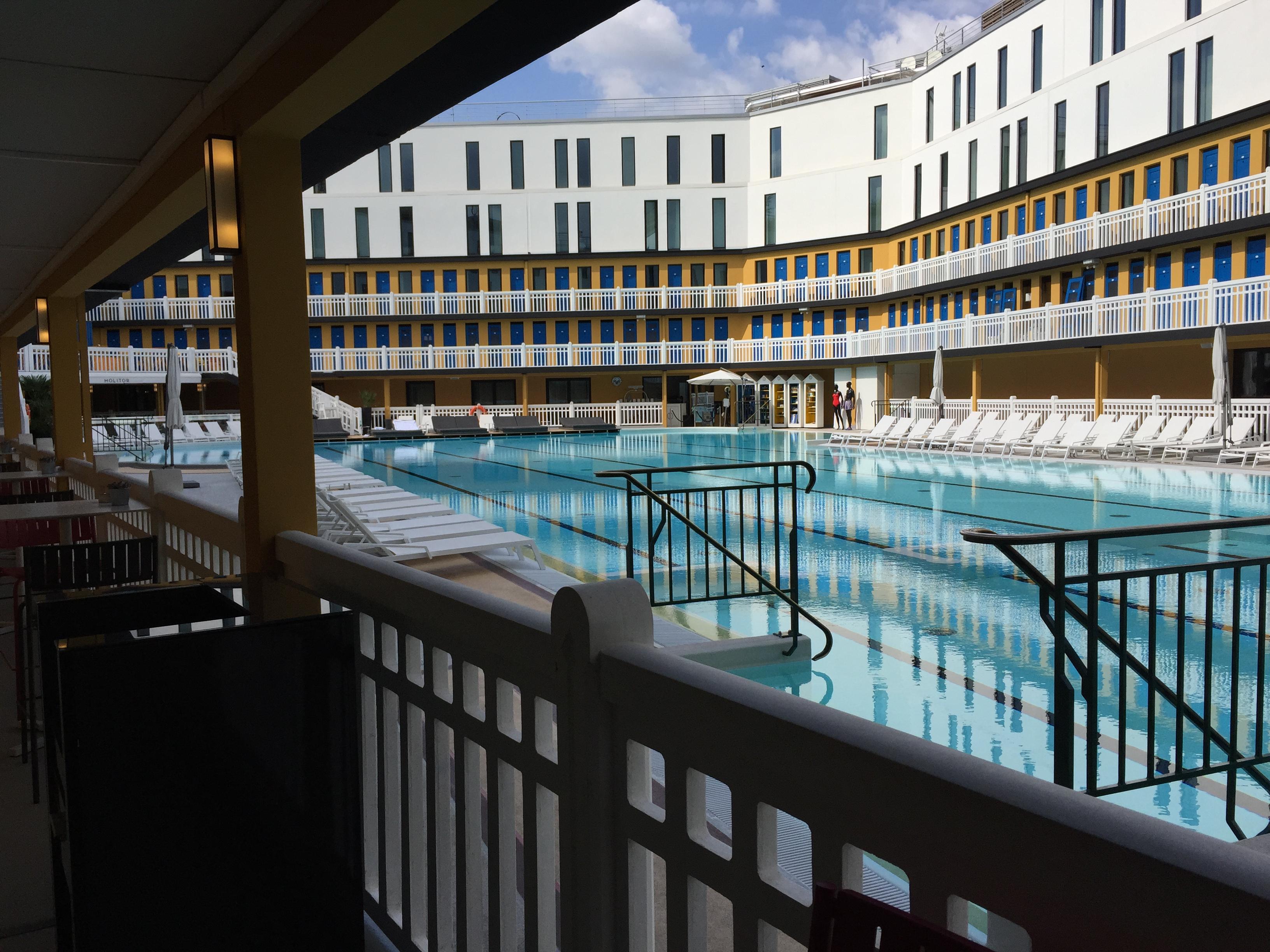 Hotel Molitor Pas Cher